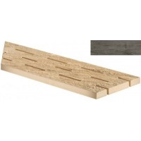 ANON Axi Grey Timber Griglia Sx 20x60 LASTRA 20mm