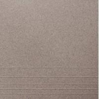 U118M коричневый рельеф, матовая 30x30