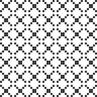 Керамогранит  черно-белый Керамин TES19885