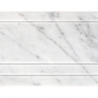 B088-3  (Carrara) Мрамор 100х305 10x30.5