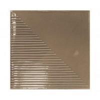 23871 Керамическая плитка для стен EQUIPE FRAGMENTS Tobacco 13.2x13.2