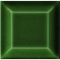 Керамическая плитка  кабанчик зелёная Diffusion Ceramique MEB7575C02