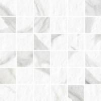 65572 Mosaico 4,7x4,7 Statuario 30x30