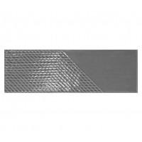 23859 Керамическая плитка для стен EQUIPE FRAGMENTS Graphite 6.5x20