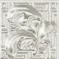 118142 1x2 Palace Gold GIROSPECCHIO FOGLIA WHITE 7x7
