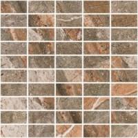 K-105/S(G)/m07 Genesis Mosaic Brown 30.7x30.7