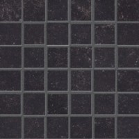073110 BLUESIDE MOSAICO ELEGANCE BLACK LAPP/RETT 30X30