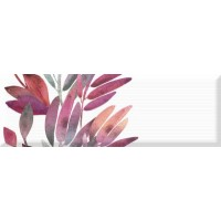 Aure Decor Savage Flowers 01 Berenjena 15x45