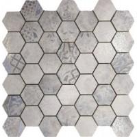 ABSHEG Mosaico Troya Hexagon 30х30
