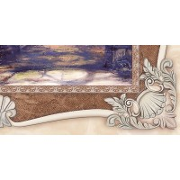 Charme Bellagio-6 Decor Honey 25x50