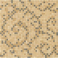 372x5 Vanitas FOGLIA ORO/ NOCE/SILVER 39,4x39,4