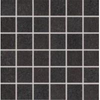 Мозаика матовая черная DDM06613 RAKO
