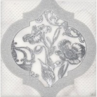 Керамическая плитка  белая Kerama Marazzi HGDA26317051