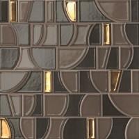 fLE7 Mosaico Frame Arte Earth 30.5x30.5