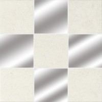 Kaleidoscope Bianco Ciete Mix Mat (9,4х9,4) 28.6х28.6