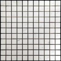 M088-25P (Carrara) Мрамор 25х25 305х305