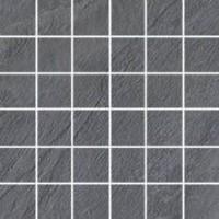 SP053MA Stone Plan Lavagna Grigia Mosaico A 30x30