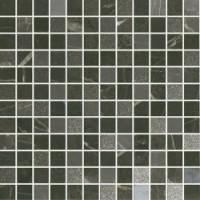 Керамическая плитка  черная под мрамор Naxos 101119