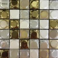 Mix Aura Gold Blend (на сетке) 31,7x31,7