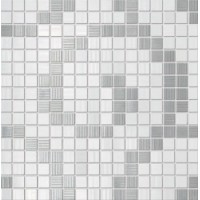 ACRJ Ambition White Deluxe Mosaic 30,5x30,5