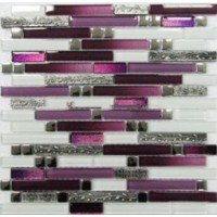 Мозаика  фиолетовая TES76857