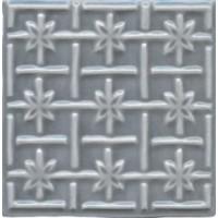MEL1313DC12  Decor Soho Square Gris 13x13