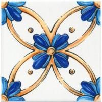 Керамическая плитка  желтая Kerama Marazzi STGA4555232