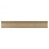 C-230 Керамический бордюр ENIGMA Symbol Gold Moldura (Aparici) 3x20