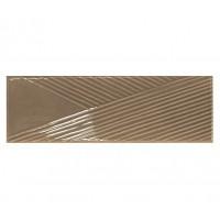 23858 Керамическая плитка для стен EQUIPE FRAGMENTS Tobacco 6.5x20
