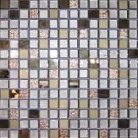 Мозаика для кухни зеркальная Decor Mosaic MDF-06