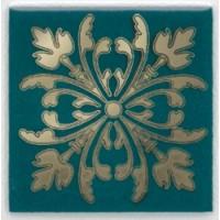 Керамическая плитка  зелёная HGDF2525246 Kerama Marazzi