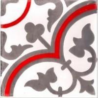 Керамическая плитка  метлахская Diffusion Ceramique TRC1515D10