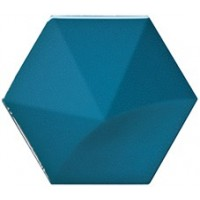 24433  OBERLAND ELECTRIC BLUE 12,4X10,7 10.7x12.4