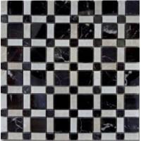 PASMABC19  Echiquier Blanc et Noir 30x30