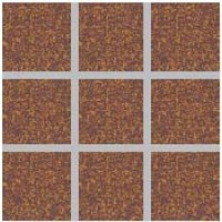 Mosaico Porcelanico 0332 RFV Granite Brown 30x30