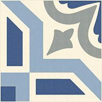 ENC 22 White (D.Blue, L.Blue, Grey) 10x10