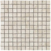 600110000836  Supernova Stone Light Pearl Mosaic 30,5x30,5 30.5x30.5