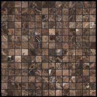 M022-20P (Emperador Dark) Мрамор 20х20 305х305