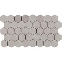 Мозаика матовая серая TES77601 LEONARDO 1502