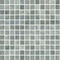 110325 Alloy Mosaico Deco Bronze 32.5x32.5