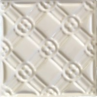 MEL1313DC02  Decor Marylebone Blanc 13x13