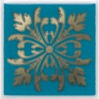 Керамическая плитка  бирюзовая HGDD2525246 Kerama Marazzi
