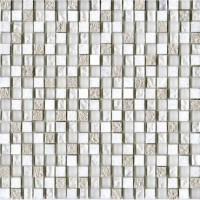 Мозаика IMPERIA MIX SILVER WHITE (1,5X1,5) L'Antic Colonial