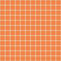 20065 N Темари оранжевый матовый
