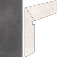 SQ06BSL Square Crossing Set Battiscopa Scala Sx Lap 10x63
