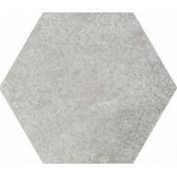 921854 Керамогранит HEXATILE CEMENT GREY Equipe Ceramicas 17.5x20