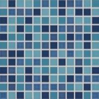 Мозаика  бирюзовая RAKO TES76118