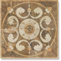 Панно VERSALLES ROSETON Gracia Ceramica