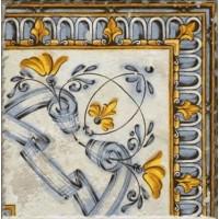 927987 Декор JAVALAMBRE-3 NACAR Vives Ceramica 31.6x31.6