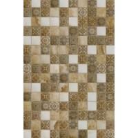 Керамическая плитка для ванной бежевая 010101004491 Шахтинская плитка
